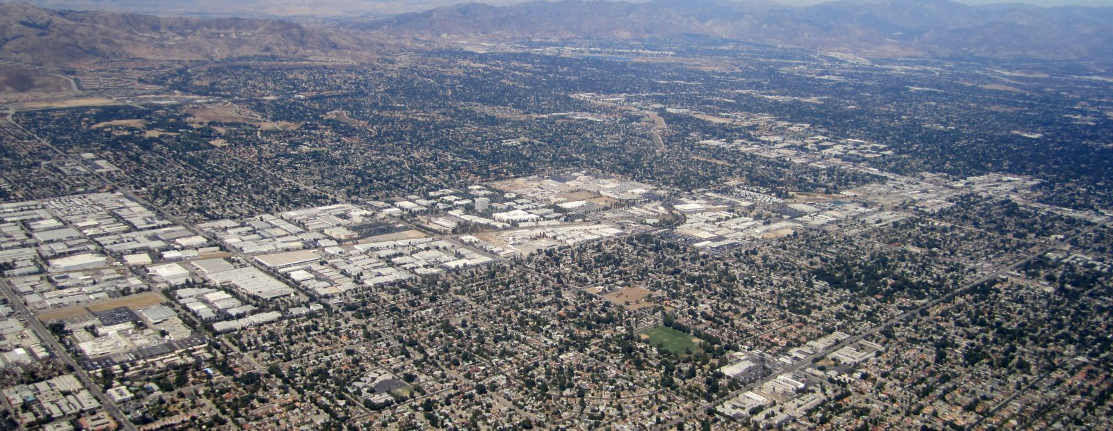 Aerial_view,_Northridge_(6042674947)