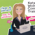 Kate Wolman Computer Training